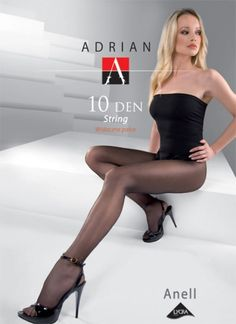 ANELL Rajstopy String