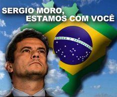 Vitimas do INSS: Somos todos Sergio Moro! O que você está fazendo pelo Brasil, não tem preço