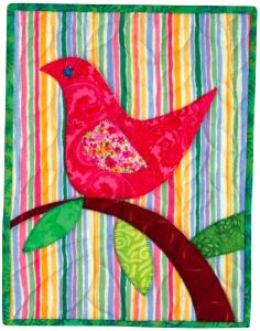 Free Quilting pattern: Color Your Way | DailyCraft - Your Daily Dose of Arts & Crafts Tips, Projects, & Inspiration. Quilting, Sewing, Knitting, Scrapbooking, Card Making and more!
