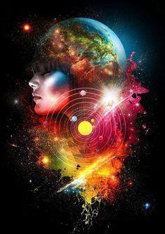 Universo Espiritual Compartiendo Luz: Energía de la A a la Z (1): EL EXCESO DE PENSAMIEN...