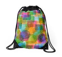 Drawstring Bag The filled Caterpillar by Heidi Capitaine