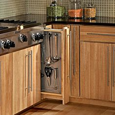 Space Saving Ideas for a Small Kitchen   Find Space Anywhere   SouthernLiving.com