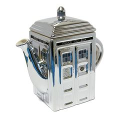 Dr Who Silver Ceramic Tardis Teapot by Zeon, http://www.amazon.co.uk/dp/B00CL201PY/ref=cm_sw_r_pi_dp_U1pDsb1Y19CKR