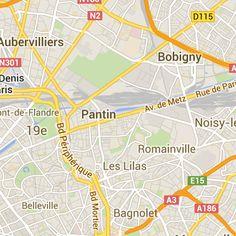 Paris Design Guide - Google Maps