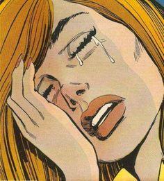 Señorita Occidental : Llora, pero llora por ti...