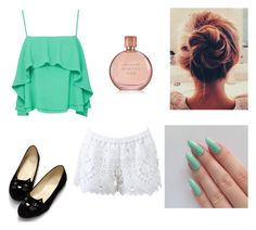 """""""Summer outing"""" by salma-wesam on Polyvore featuring Apiece Apart, Alexis and Estée Lauder"""