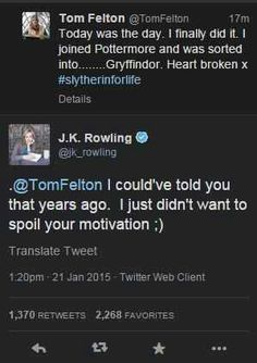 Gryffindor will soon claim the world
