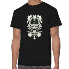 Alien Rorschach Shirt $23.99