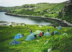 Think Camping Is For The Birds? Think Again! >>> Find out more details, click the image Camping Scotland, Scotland Travel, One With Nature, Camping Hacks, Backpacking, Countryside, Golf Courses, Coast, Explore