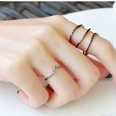 K-Styleme Rings   Asian Style, Korean Fashion Style, Fun Gifts