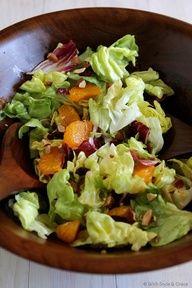 Mom's Orange and Cranberry Salad