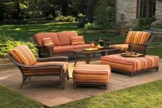 Small Outdoor Chair Cushions
