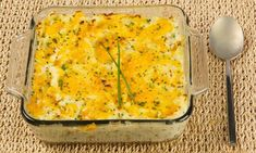 Make-Ahead Mashed Potato Casserole - Recipes - Best Recipes Ever - Make entertaining a little easier by preparing this dish for a gathering a day ahead, then pop it into the oven to reheat while dinner cooks. Canadian Living Recipes, Canadian Food, Make Ahead Mashed Potatoes, Potatoe Casserole Recipes, Gold Potato Recipes, Potato Dishes, Vegetable Side Dishes, Vegetable Recipes, Best Food Ever