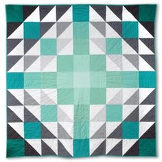 Ombre Vibes Quilt free pattern on Sizzix from Amy Friend