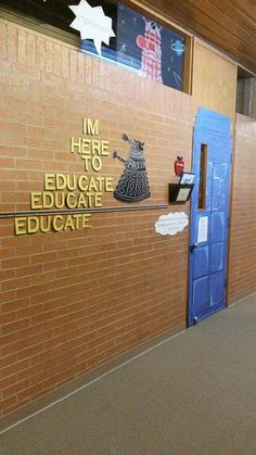 Best teacher ever!   #DoctorWho