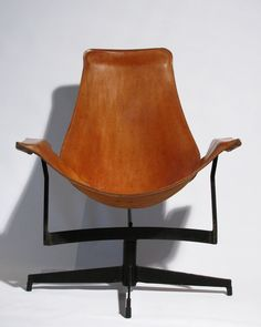 Rare Pair of William Katavolos Lounge Chairs | From a unique collection of antique and modern lounge chairs at https://www.1stdibs.com/furniture/seating/lounge-chairs/  4500/item