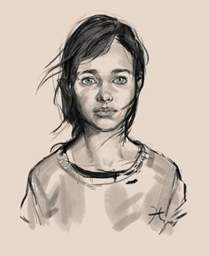 Ellie - The Last of Us.