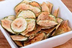 chips de zapallo italiano
