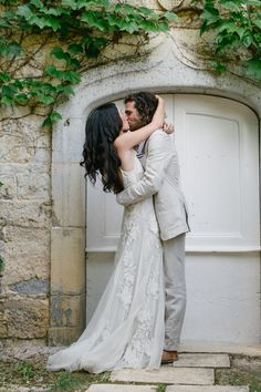 A wedding from the heart in the South of France.