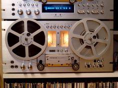 Soundtapewereld.nl - Pioneer RT-707 bandrecorder
