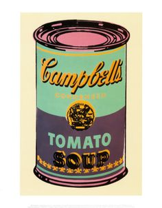 New limited edition Campbell's tomato soup cans with art and sayings by artist Andy Warhol will be sold at Target stores Sept. Description from jizohodusut.keep.pl. I searched for this on bing.com/images