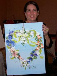 Donna Dewberry One Stroke Painting - Bing Images