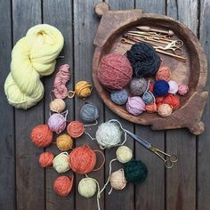Oh hi Monday! Its cold here today  were snuggled up by the fire this morn, before we brave the world (for school  such).Sometimes Im just happy to play with yarn; but I do have my hexie blanket to finish. What Wintry projects do you have planned or wo