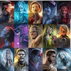 Stranger Things Characters, Stranger Things Quote, Eleven Stranger Things, Stranger Things Netflix, Marvel Vs, Marvel Heroes, Xmen, Escape The Night, Stranger Danger