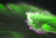 Aurora lights: beautiful creation!