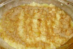Takhle nezvyknu dělávat rýžový nákyp, ale chtěla jsem využít třešňový kompot, proto taková kombinace. A věřte, že chutnal lépe, než klasika, s jablky. Autor: dorisa