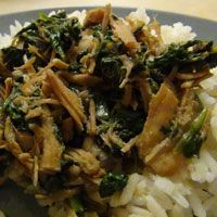 Yoda's Rootleaf Stew inspired by Star Wars - click for the secret recipe!
