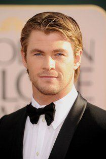 Chris Hemsworth. Thor. By any name, he's fine, really.