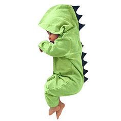 Overall Kinder Winter Overall Baby Junge Kapuzenpullover Kinder Overall Baby MäDchen Baby Mädchen Strampler Dinosaurier Strampler by Dragon Girl Dinosaur, Dinosaur Design, Cute Dinosaur, Cartoon Dinosaur, Dinosaur Suit, Baby Jumpsuit, Jumpsuit Outfit, Newborn Outfits, Boy Outfits