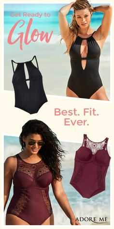 dcec0b29668c0 Best. Fit. Ever. Shop new swimwear arrivals in sizes 30A to 46G!
