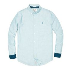OXFORD SHIRT, Everglade
