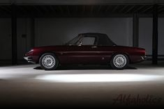 Completed & Ready to Ship - Alfaholics Spider R – 013 Alfa Romeo 159, Alfa Alfa, Alfa Romeo Spider, Car Images, Luxury Cars, Cool Cars, Classic Cars, Ship, Fiat 500