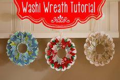 i am doe: Washi Workshop with Adrienne