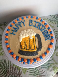 Beer Cake Janny H. Cakes