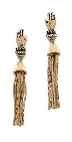 Lulu Frost Vendome Earrings