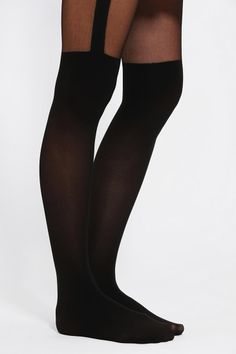 Over-The-Knee Suspender Tight