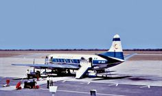 Airee Rodesia Vickers Vizconde 782 Aire Rodesia Vickers Vizconde 782 en Aeropuerto Bulawayo a principios de los años 1970