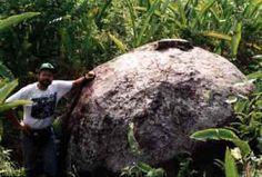 costa rica stone balls - Google Search