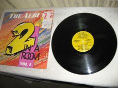 2 In A Room - The Album Vol. 1 USA 1989 Lp near mint