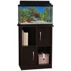 Details about antique aquarium jewel bungalow deco house for How to make your own fish tank