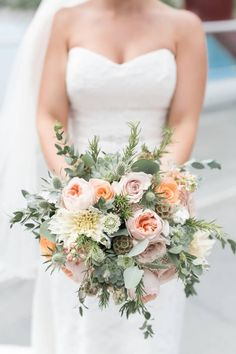 Wedding Flower Inspiration Roundup ~ Calgary Bride