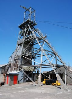 Geevor Tin Mine Museum. Tour the site and workings of a large tin mine perched on the glorious Cornish Coast.