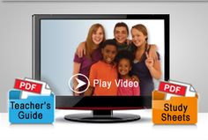 Video Resources. Video, teacher's guide and study sheets.