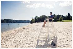 Claytor Lake State Park, VA - deserted in September