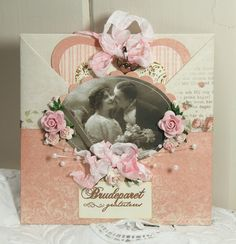 Envelope Card - tutorial. Check out Rosa Howington's boards, Dar. Incredible.