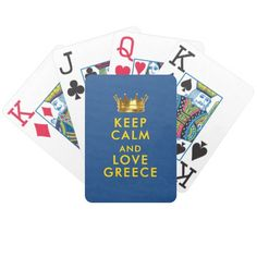Customizable Gold playing cards from Zazzle. Choose any design for your custom deck of cards. Gold Playing Cards, Hearts Playing Cards, Bicycle Playing Cards, 50th Anniversary Gifts, Custom Deck Of Cards, Keep Calm And Love, Wedding Supplies, Slogan, Wedding Gifts